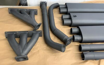 Ceramic Coated Headers & Exhausts…